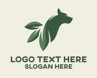 Tree - Bear Bush logo design