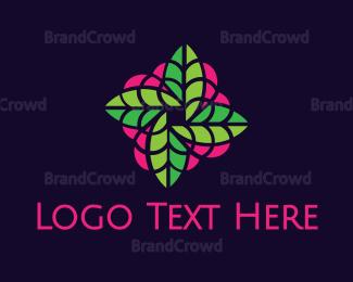 Garden - Flower Garden logo design