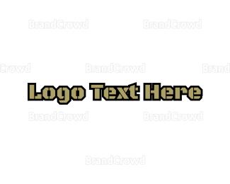 Wordmark - Army Wordmark logo design