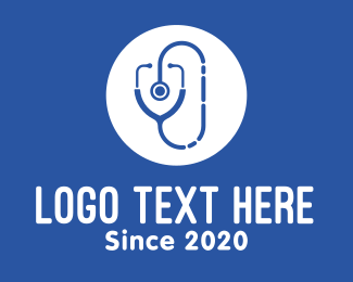 Medical Consultation - Medical Doctor Check Up logo design