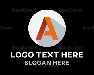 Act - A Shadow logo design