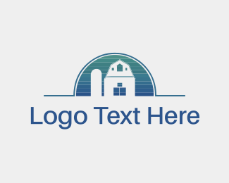 Livestock - Blue Property logo design