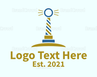 Ring - Lighthouse Ring  logo design