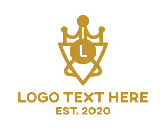 """""""Royal Tech Lettermark"""" by town"""