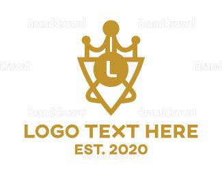 Cyber - Royal Tech Lettermark logo design