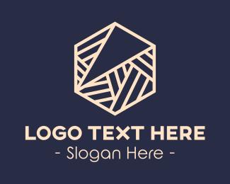 """Elegant Hexagon Pattern"" by ions"