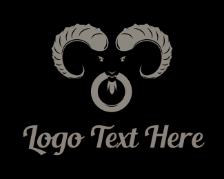 Fund - Goat Beard logo design