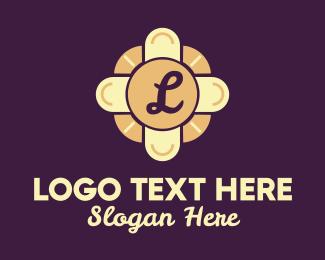 Bet - Elegant Casino Table Lettermark logo design