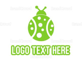 Tennis - Tennis Bug logo design