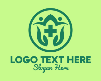 Medic - Green Cross Medical Clinic logo design