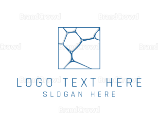 Cell - Cell Structure logo design