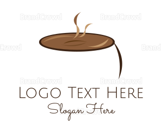 Chocolate - Hot Chocolate  logo design