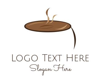 Chocolate - Hot Chocolate logo design