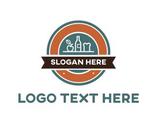 Restaurant Circle Logo