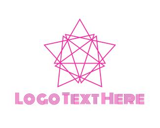 Shape - Triangle Star logo design