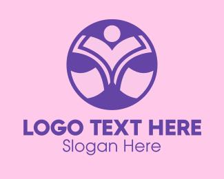 Club - Professional Book Club logo design