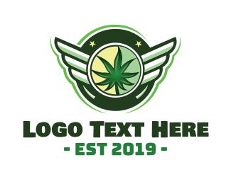 Tagline - High Flyer logo design