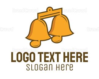 Bell - Music Bells logo design