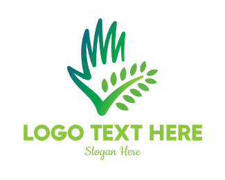 Backyard - Lawn Plant Care  logo design