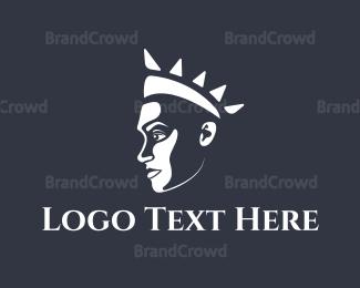Tiara - Queen Profile logo design