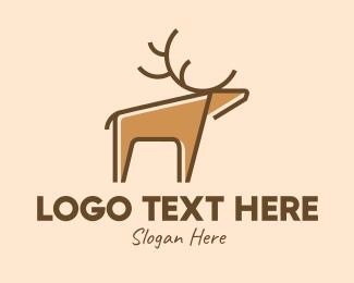 Brand - Wild Deer logo design