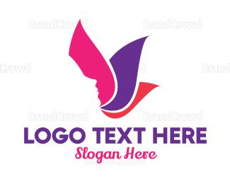 Skin Care - Facial Petal logo design
