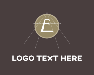 Floor - E Circle logo design