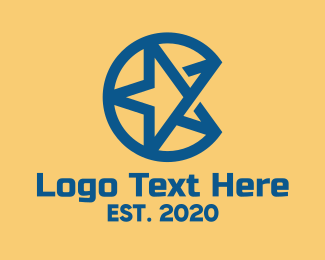 Business - Blue Star Business logo design