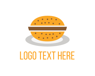 Burger - Potato Burger logo design