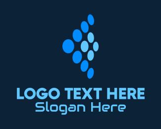Company - Blue Digital Company logo design