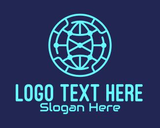 """Global Tech Company"" by SimplePixelSL"