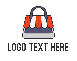 Market - Bag Store logo design