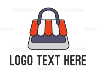 Dress Shop - Bag Store logo design