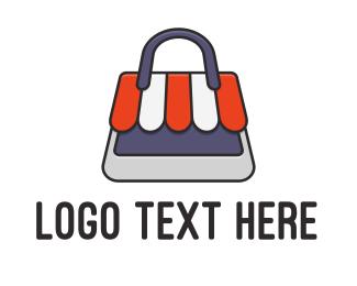 Marketplace - Bag Store logo design