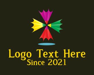 Neon - Colorful Pencils logo design