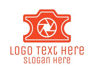 Movie - Movie Ticket logo design