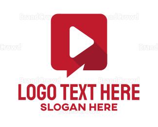 Picture - Play Icon logo design