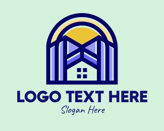 Residential - Urban Residential Property  logo design