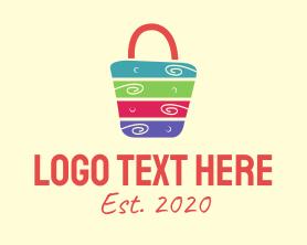 Handmade - Handmade Handbag logo design