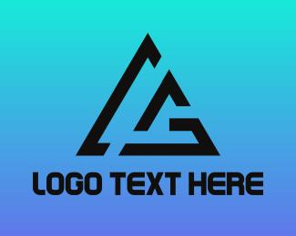 Triangle - Triangle AG logo design