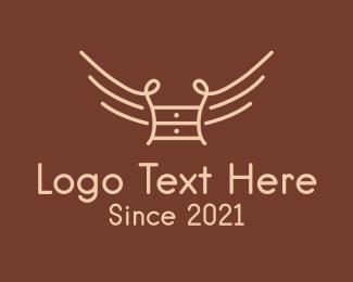 Furniture - Winged Drawer Furniture logo design