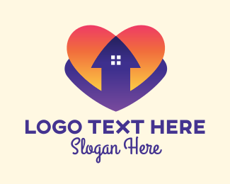 Nursing Home - Heart Nursing Home logo design