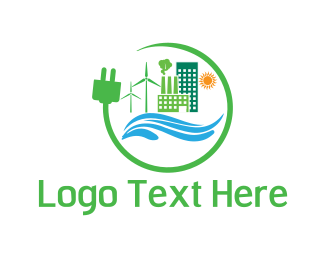 Eco Energy - Eco Energy logo design