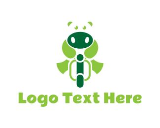 Hippo - Hippo Biker logo design