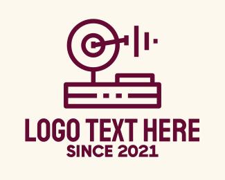 Tv - Cable TV Signal logo design