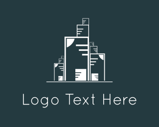 White Tower - White City logo design