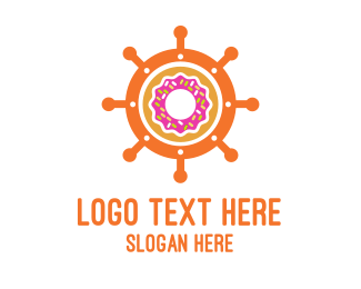 Expedition - Donut Wheel logo design