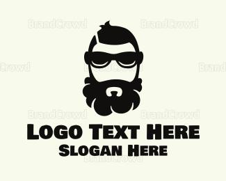 """Hipster Beard"" by podvoodoo13"