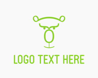 Brackets - Code Bear logo design