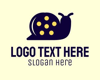 Film - Snail Film logo design